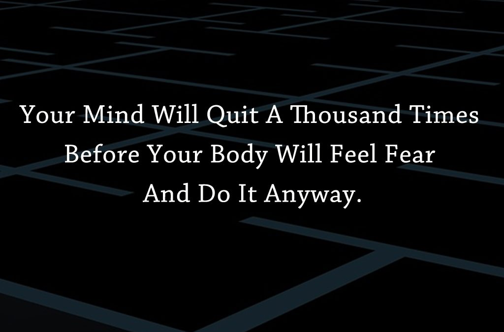 Mind vs. Body