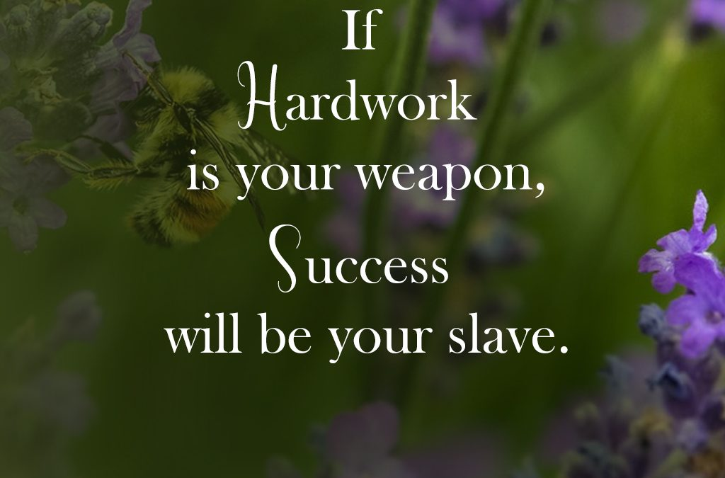 The Coincidence of Hard Work