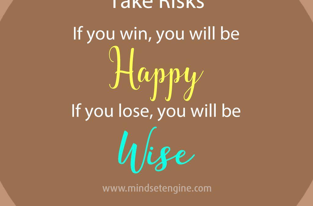 Risks and Wisdom