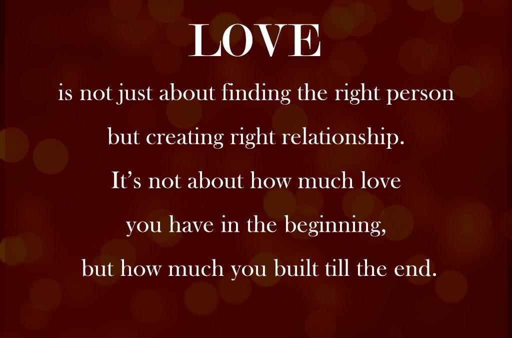 Vested in Love
