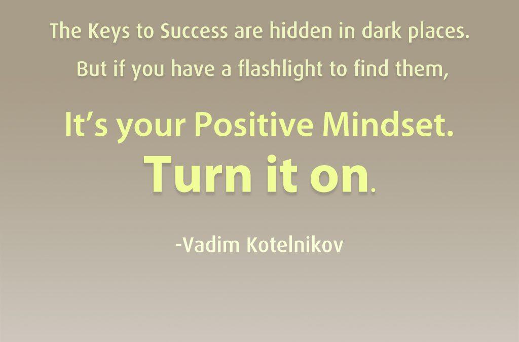 Your Mindset Flashlight