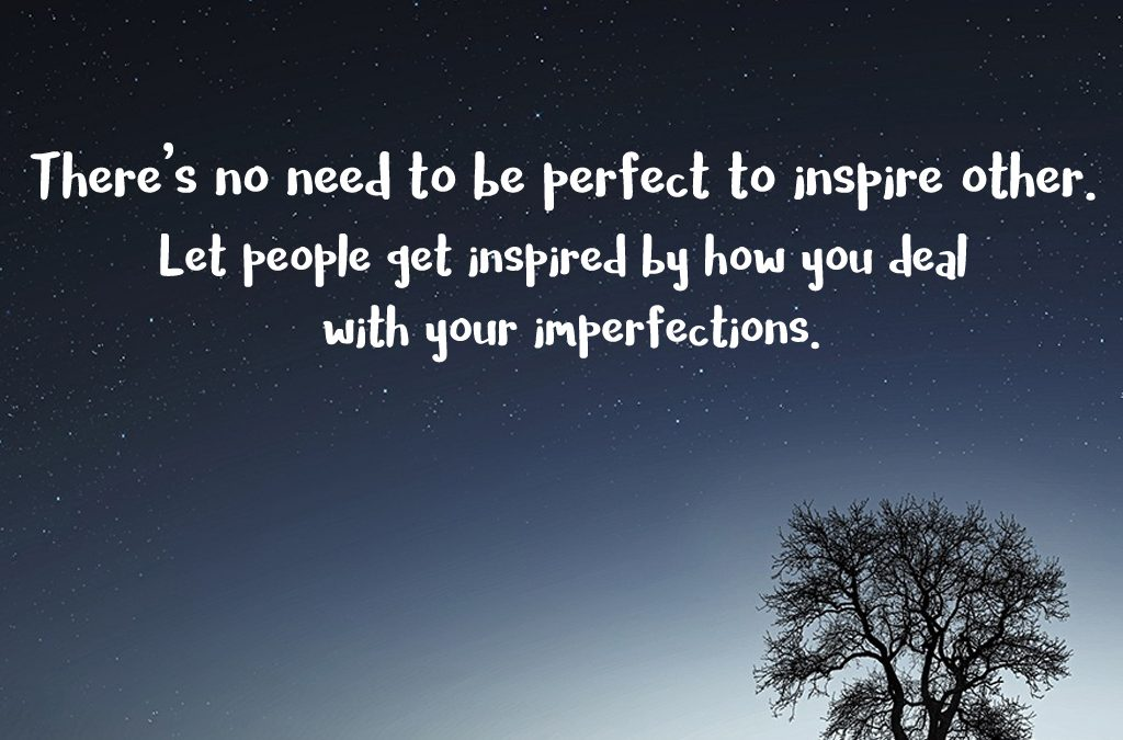 Imperfect Action > Perfect Inaction