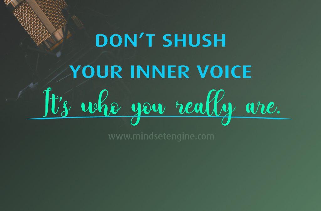 STOP Shushing!