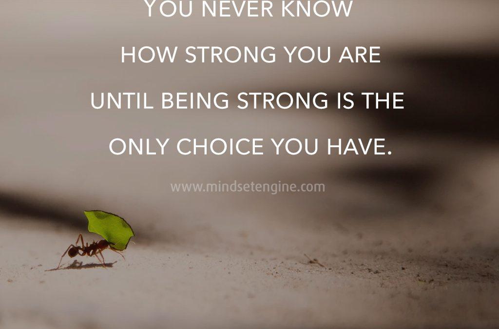 Understanding Strength