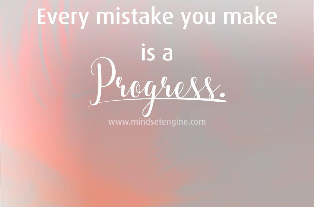 Learning to Fail Forward